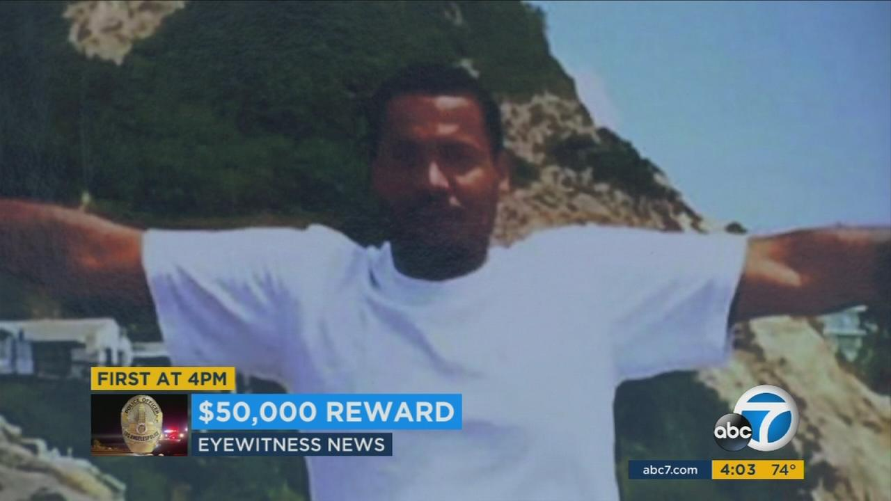 Police are seeking the publics help to catch the killer of a West Los Angeles man.