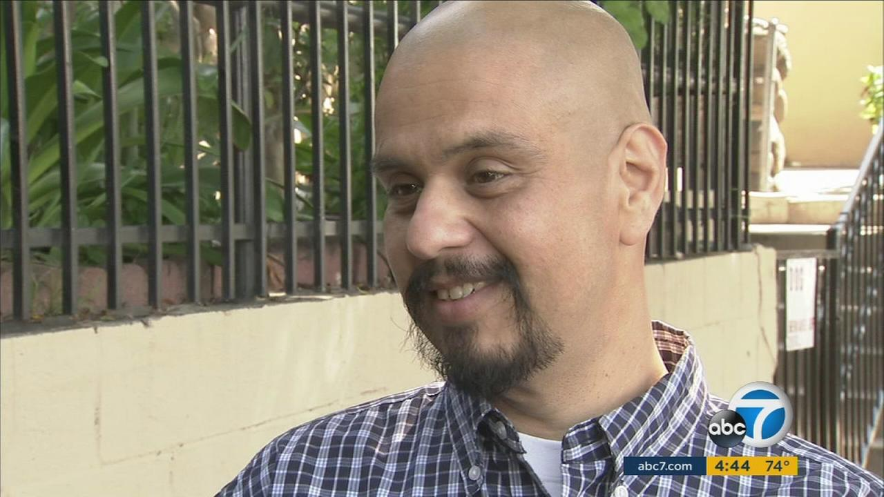 Gerry Galtazar said his gastric bypass surgery helped him beat diabetes.