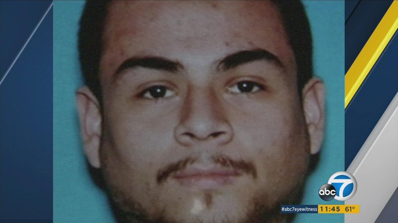 Bryan Rojas, 22, is shown in an undated DMV photo.