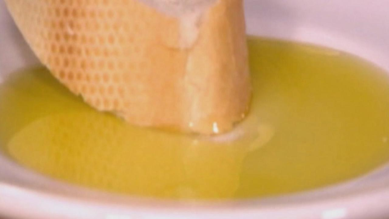 File photo of olive oil.
