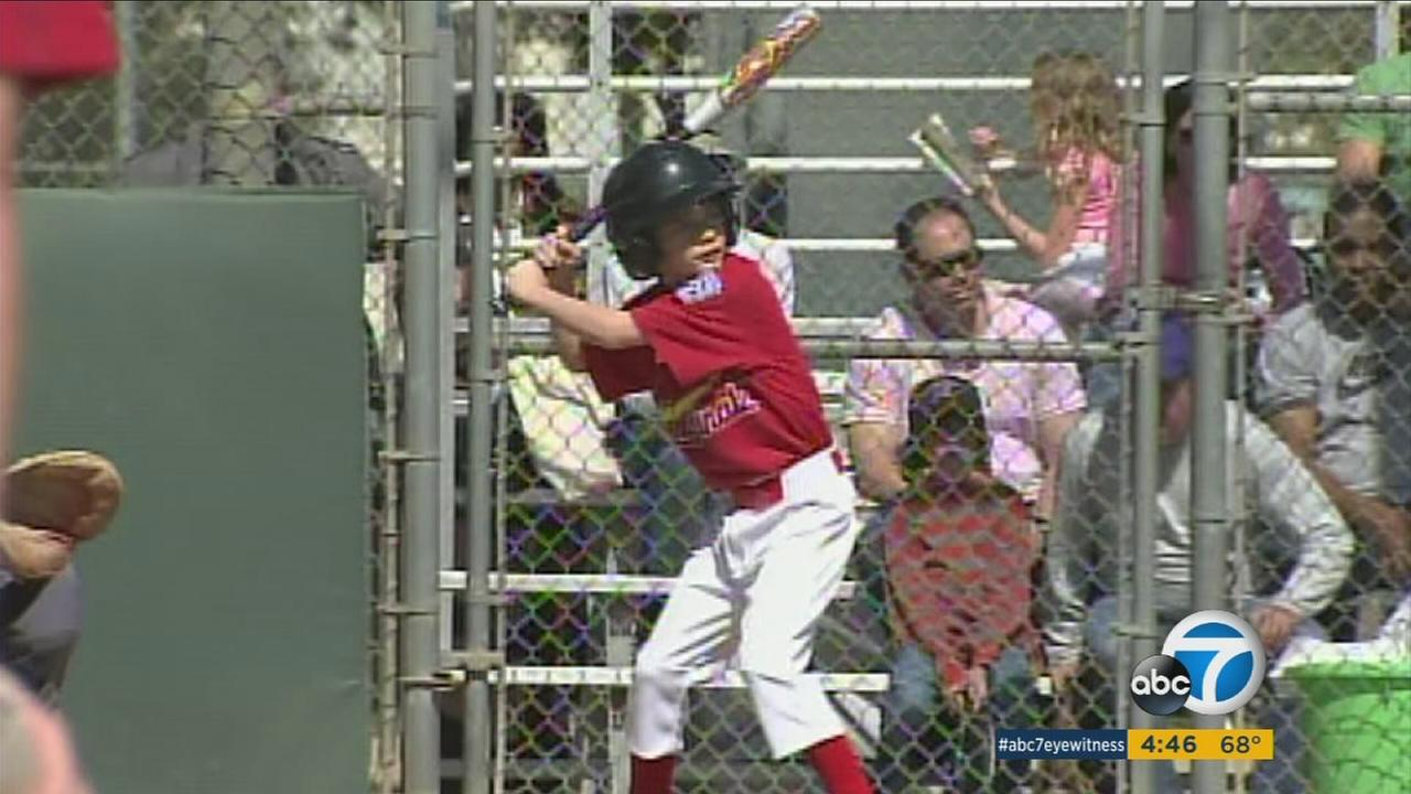 Health experts see an increase in little league elbow and other ailments with the increase in baseball games and practices.