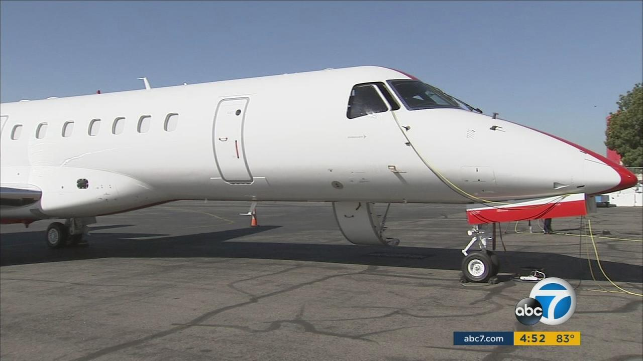 Charter company JetSuiteX is launching a new low-cost private jet service from Burbank to Concord, Calif.