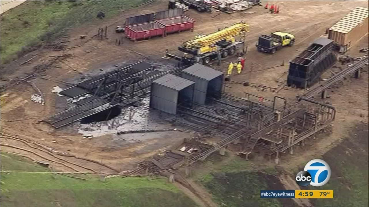 Energy officials say a natural gas well blowout last year that crippled a major energy supply for Southern California could lead to blackouts this summer.
