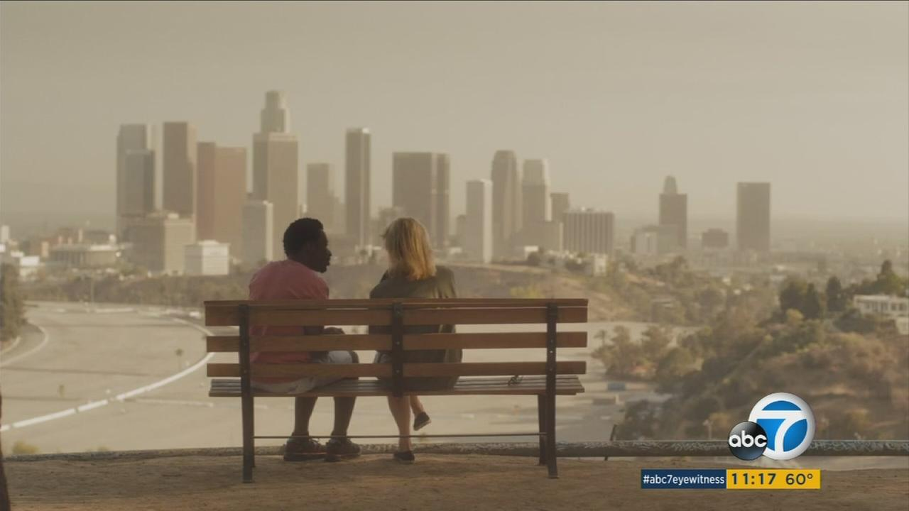 Echo Park is a small-budget film with high hopes, made by a first-time film director.