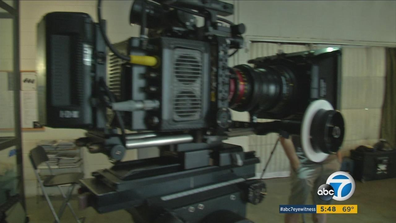 Three businesses claim they lost a million dollars in production gear.