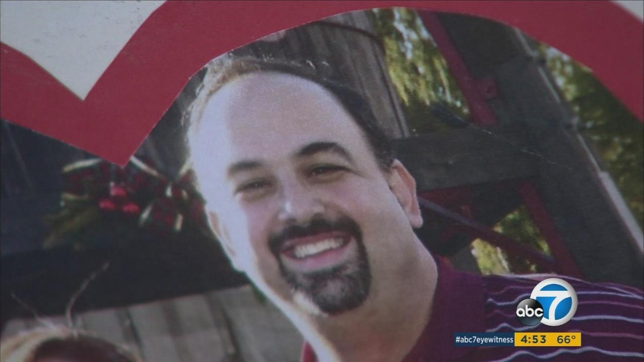 Teachers at a La Crescenta school are raising funds to help the family of a teacher who died one day after moving into a new home.