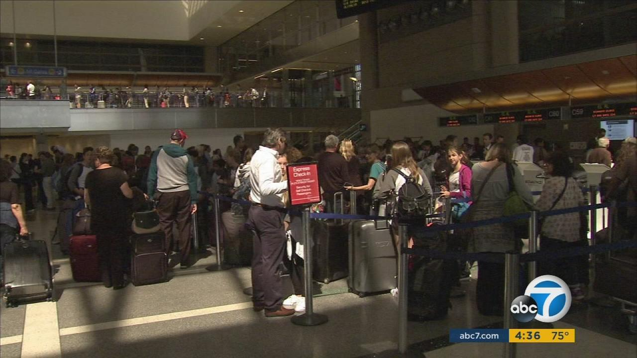 With the busy summer travel season arriving, the U.S. Customs and Border Protection Agency offered tips to alleviate the stress of traveling.