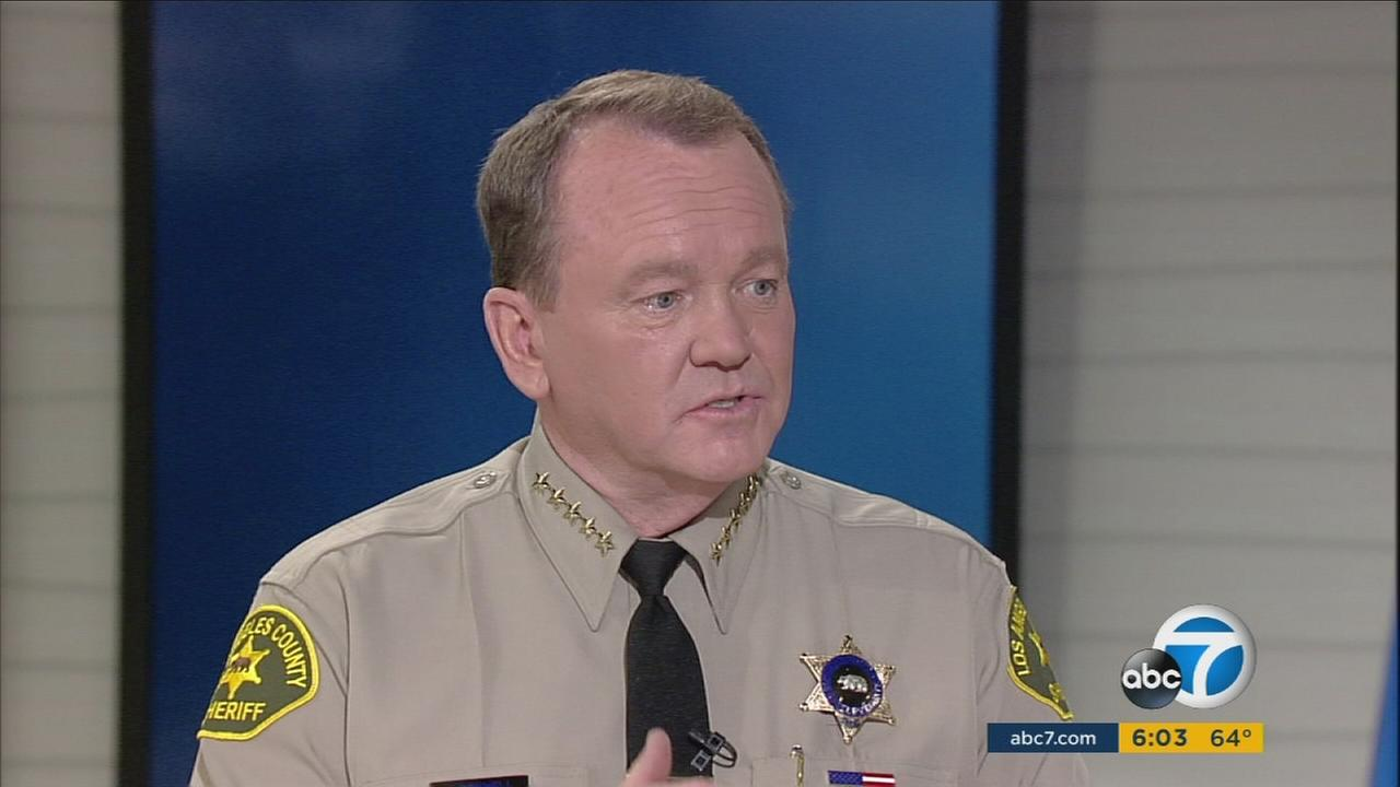 Los Angeles Sheriff Jim McDonnell hopes to restore the communitys trust after a top aide resigned because of racist-email disclosures.
