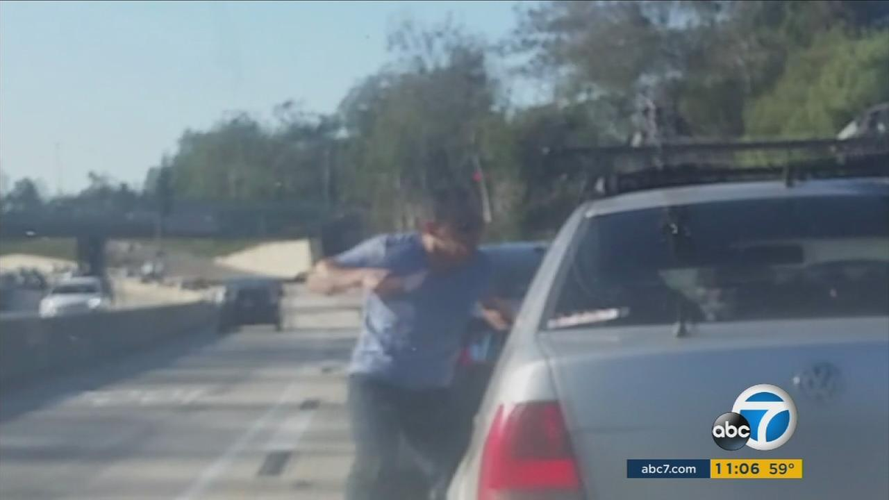 A study conducted by the Auto Insurance Center found that Los Angeles has the most road-rage related incidents in the United States.