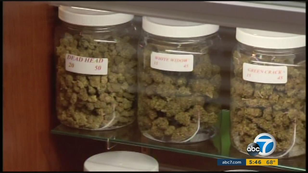 The City of Placentia voted to take the first steps toward permitting a marijuana dispensary.