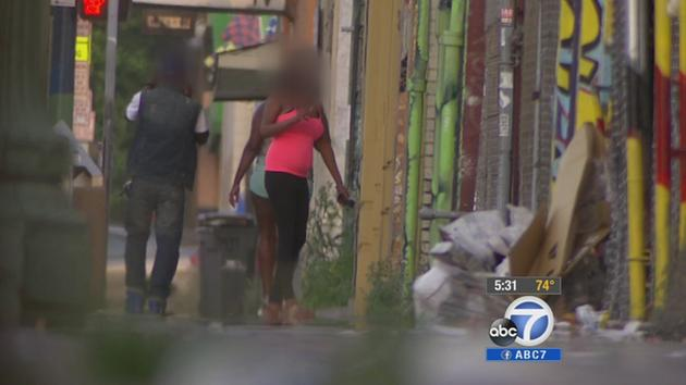 FBI child-prostitution sting: Arrests, rescues
