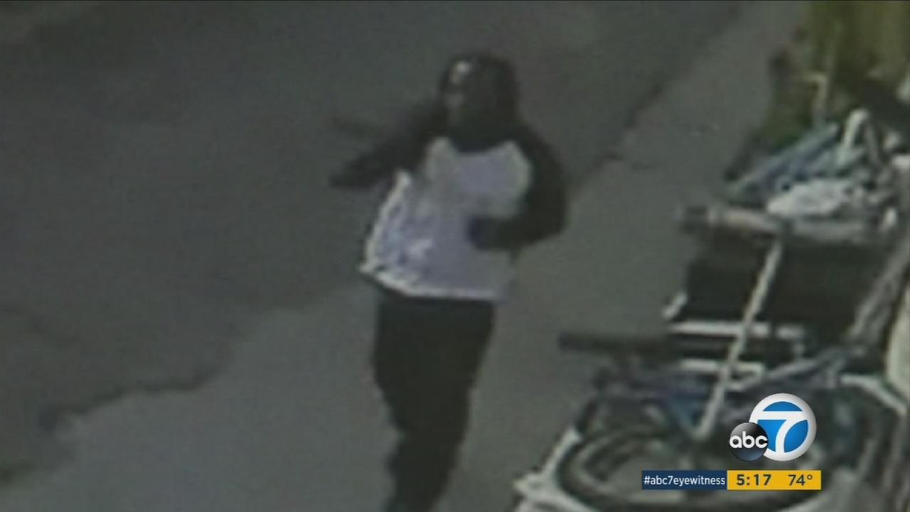 One suspect has been arrested in a rash of armed robberies targeting gardeners in the South Los Angeles area, according to the Los Angeles Police Department.