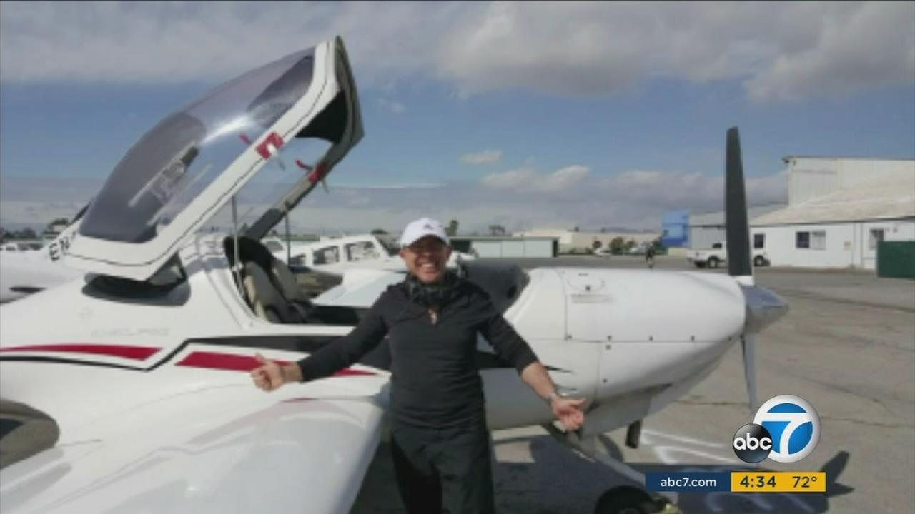 The family of a student pilot who went missing May 28 after a flight from Catalina is offering up to $250,000 for information on his whereabouts.