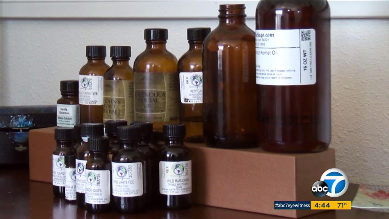 Essential oils can cause serious skin reactions, experts warn