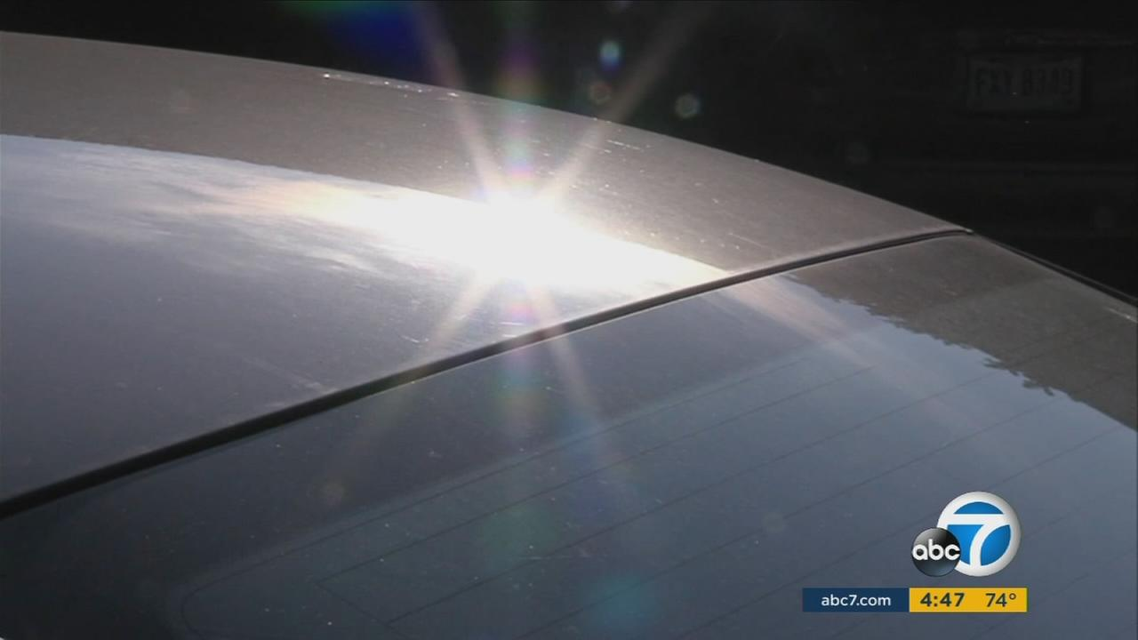 With record heat set to sweep across Southern California, officials are warning about hot car dangers.