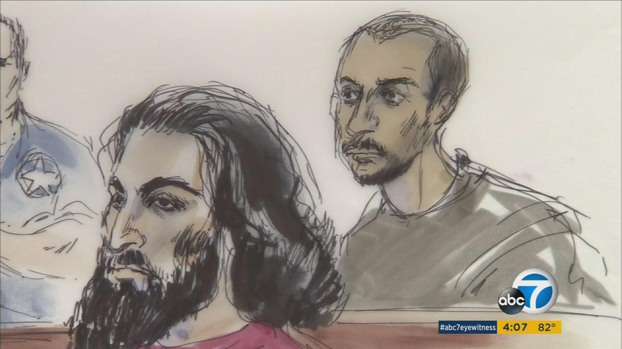 Two Anaheim men face 15 years or more in federal prison after a conviction for conspiring to join ISIS.