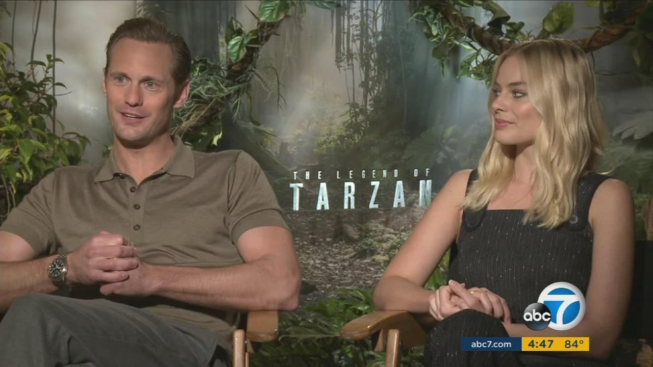 Legend of Tarzan to swing into theaters with rich storyline and modern feel