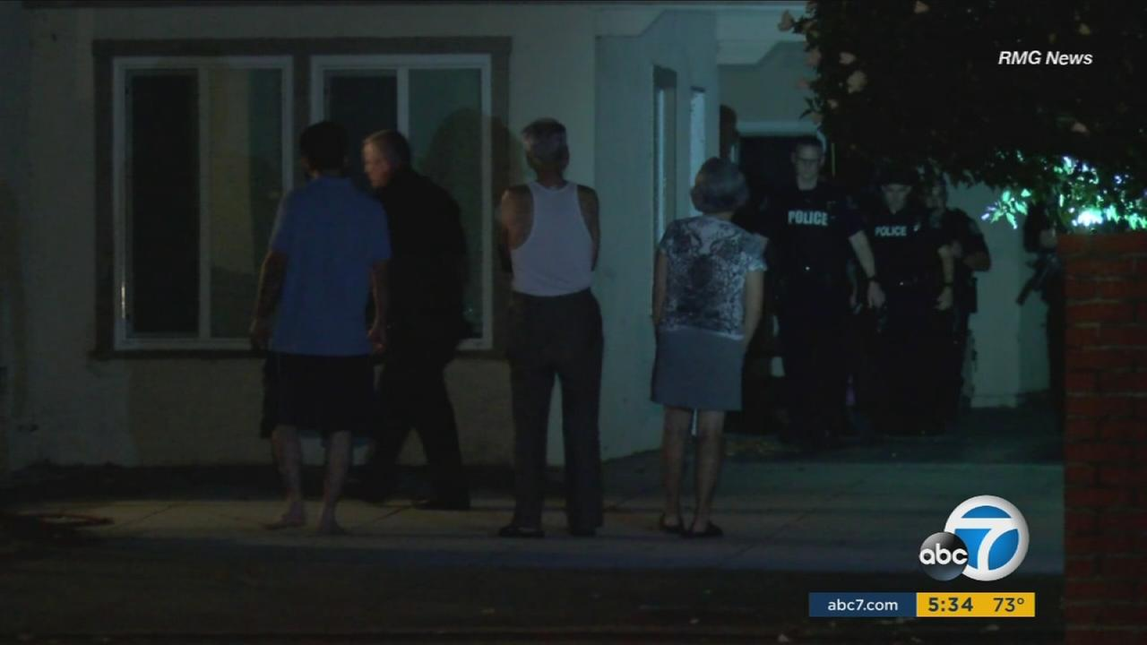 An elderly couple was robbed during a home invasion in Arcadia on Tuesday, July 5, 2016.