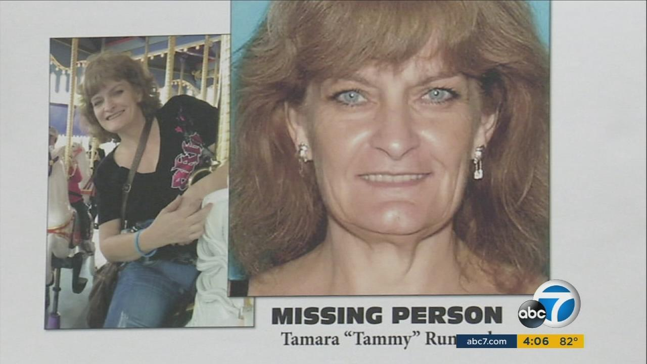 Tammy Rummel, 49, is seen in a missing person poster on July 28, 2016.