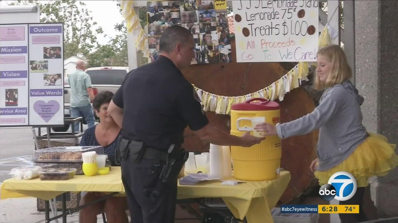 At 12 years old, Jaelyn Sagen has spent half her life raising thousands of dollars to help the homeless by selling cookies and lemonade.