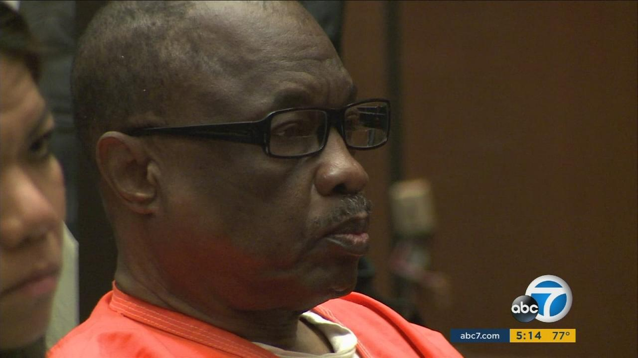 Convicted serial killer Lonnie Franklin Jr., also known as the Grim Sleeper, was formally sentenced to death on Wednesday Aug. 10, 2016.