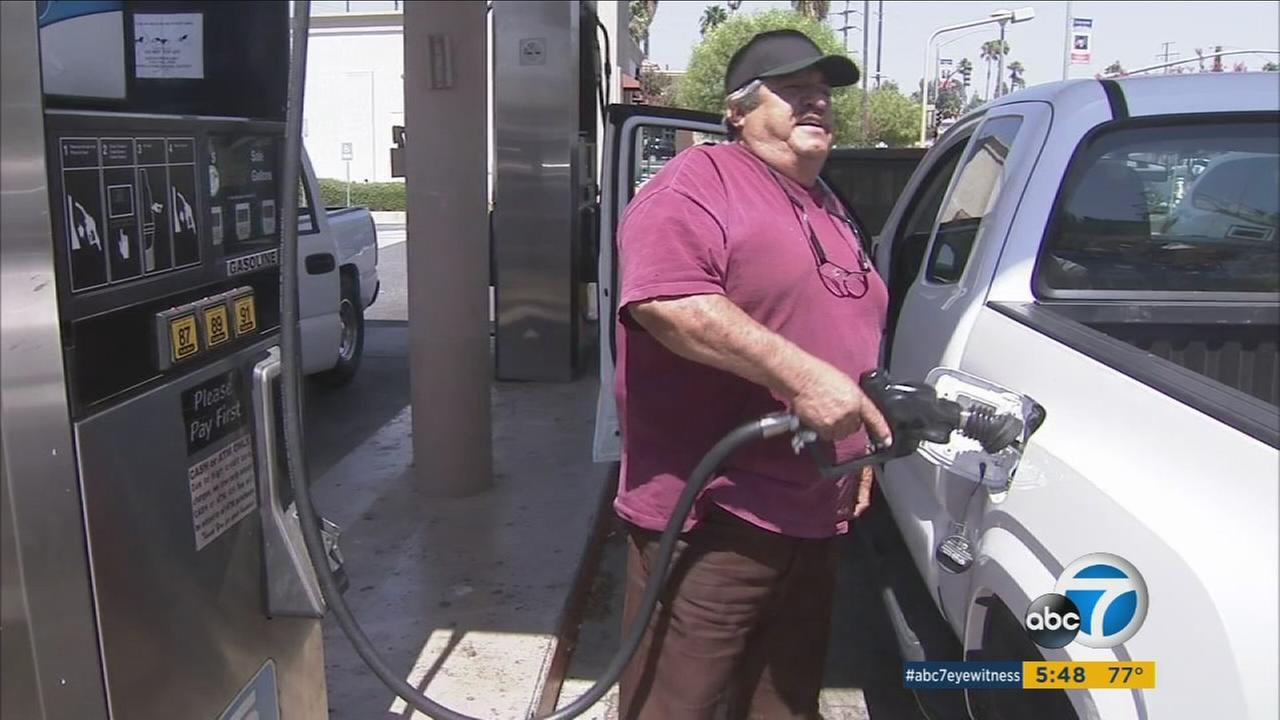 Gas prices expecting to rise