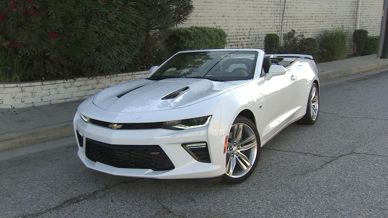 A Camaro is shown in an undated photo.