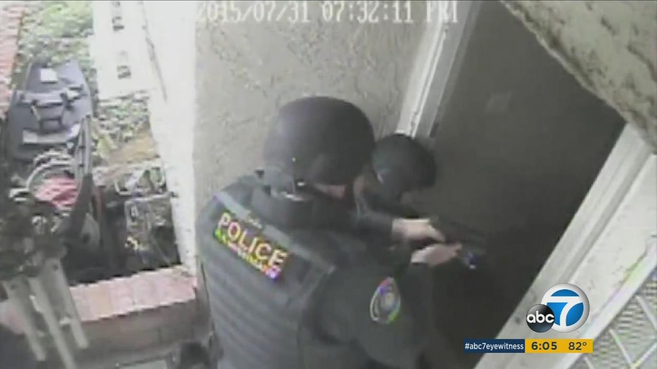 A $27 million lawsuit is accusing Ventura County law enforcement of conducting illegal strip searches and raids that the plaintiffs say violated their civil rights.