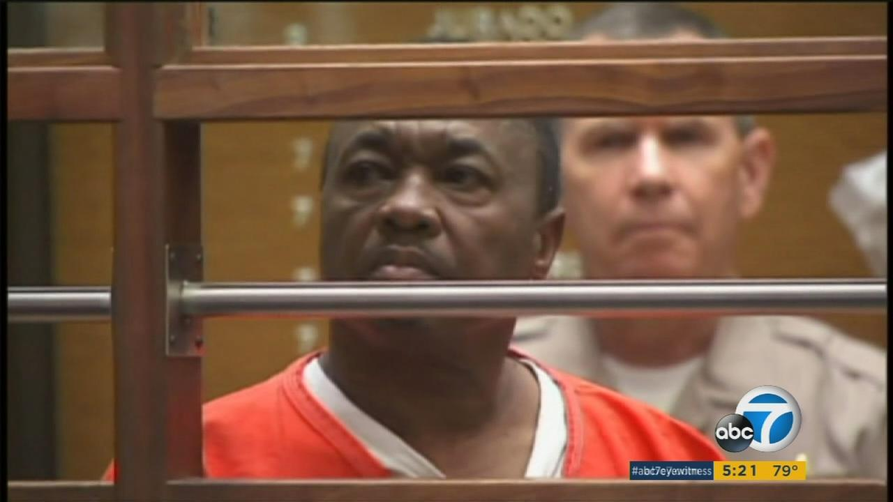 A victim who survived an attack from convicted Grim Sleeper Lonnie Franklin Jr. is recalling the harrowing ordeal.