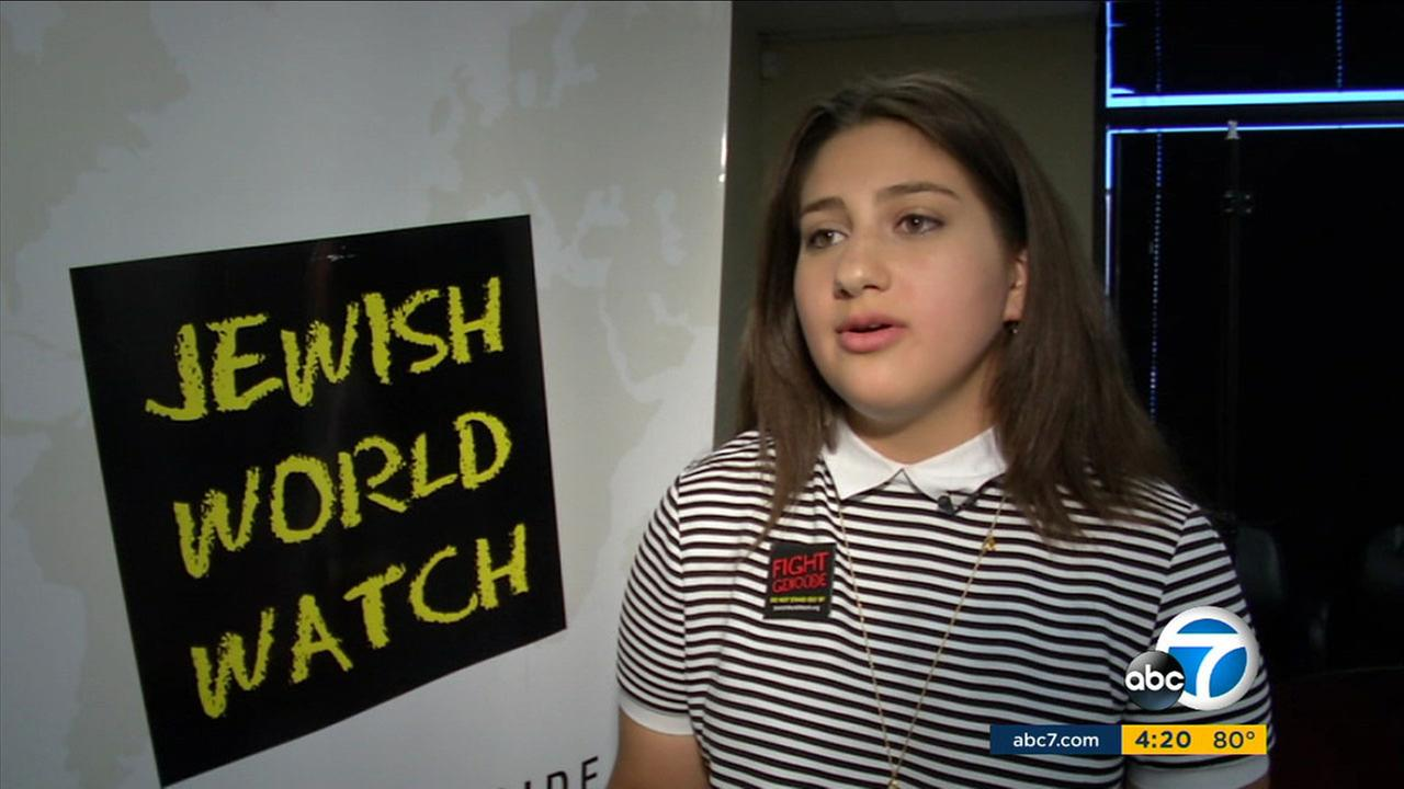 This weeks ABC7 Cool Kid is Gabriella Blum, who volunteers at the Jewish World Watch to advocate and educate others about global genocides and mass atrocities.