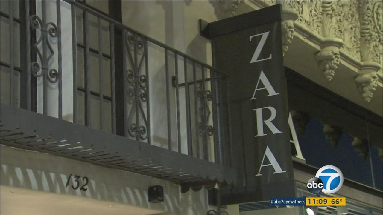 Zara is a clothing company of choice of many celebrities, but the fashion retailer Monday got hit with a lawsuit for allegedly cheating American shoppers out of billions of dollars.