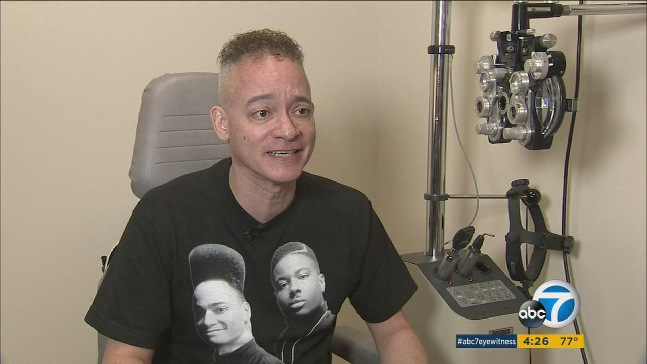 Christopher Kid Reid, a member of the hip-hop duo Kid n Play, is among the relatively younger patients who have been diagnosed with cataracts.