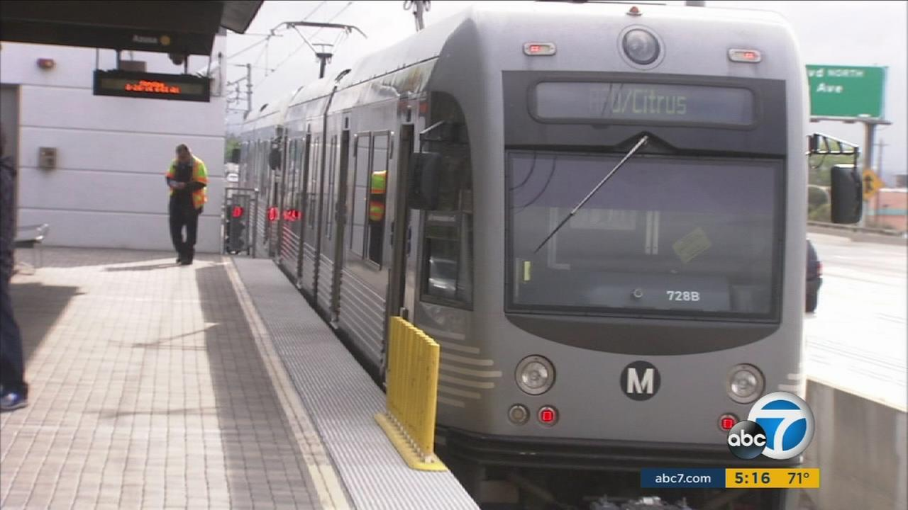 The Los Angeles City Council unanimously voted to endorsed Measure M to expand the Los Angeles County rail system.