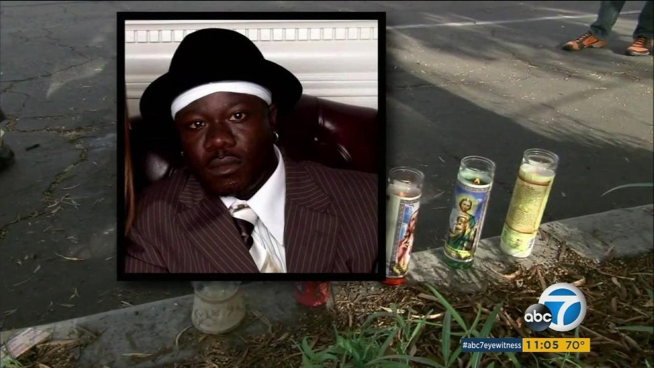 An undated photo of Alfred Olango, who was shot and killed by police in El Cajon.