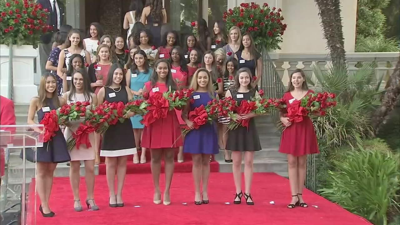 The Royal Court for the 2017 Tournament of Roses was announced on Tuesday.