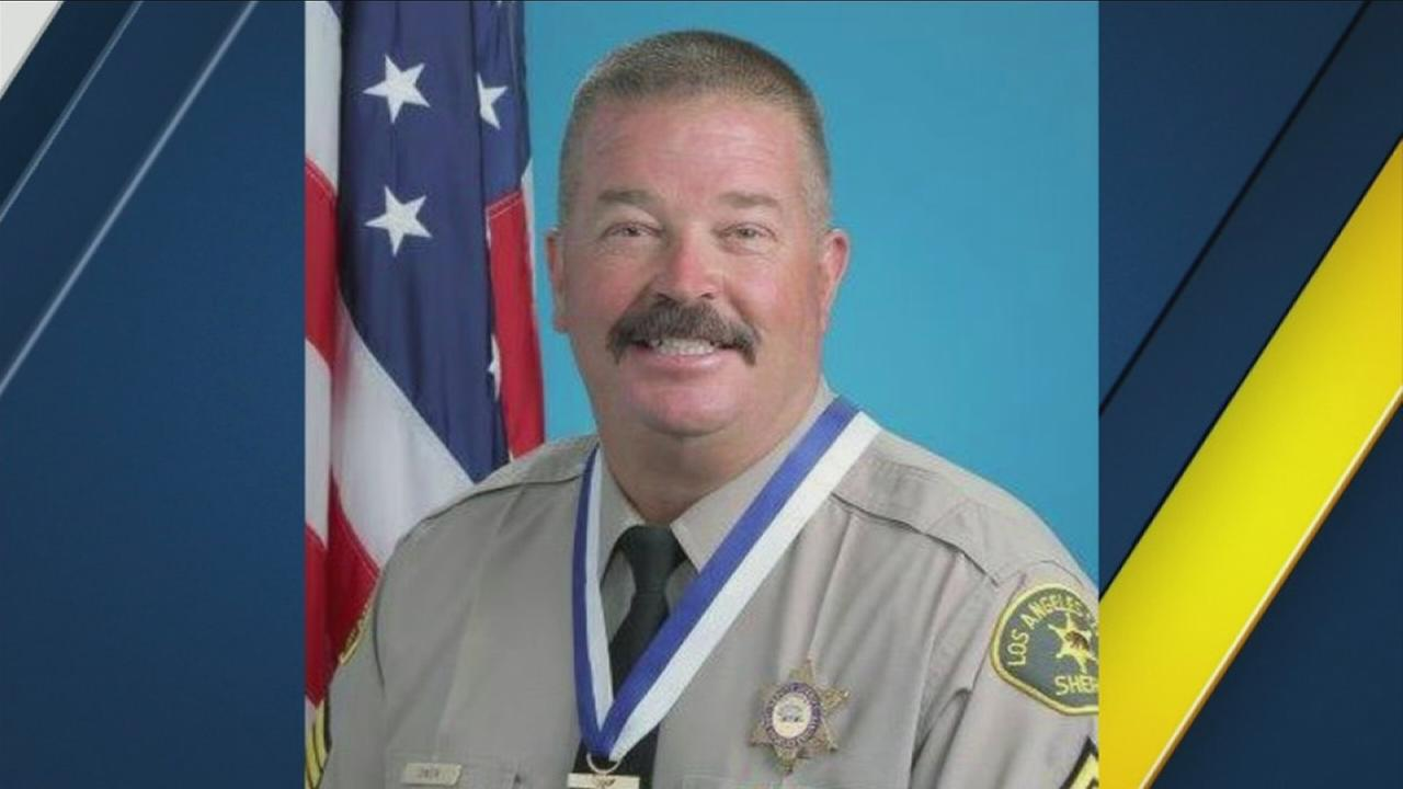 Los Angeles County Sheriffs Department Sgt. Steve Owen died after being shot  by a burglary suspect in Lancaster, authorities said.