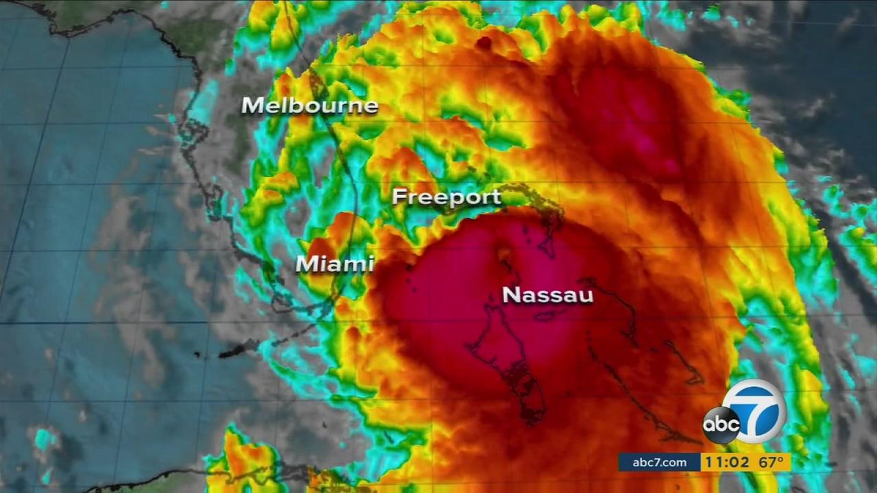Leaving more than 280 dead in its wake across the Caribbean, Hurricane Matthew steamed toward Florida with potentially catastrophic winds of 130 mph.
