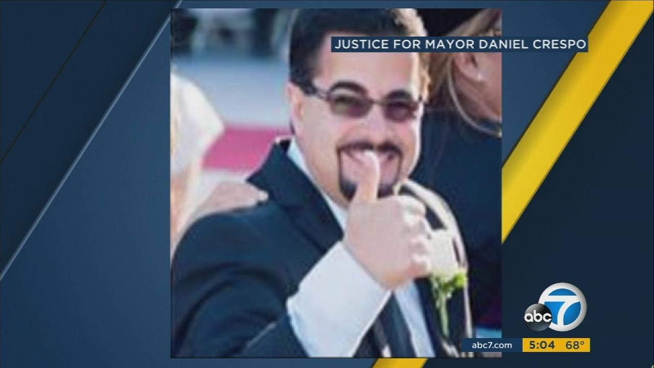 The family of a former Bell Gardens mayor who was shot and killed by his wife is upset over the possibility of a plea deal.