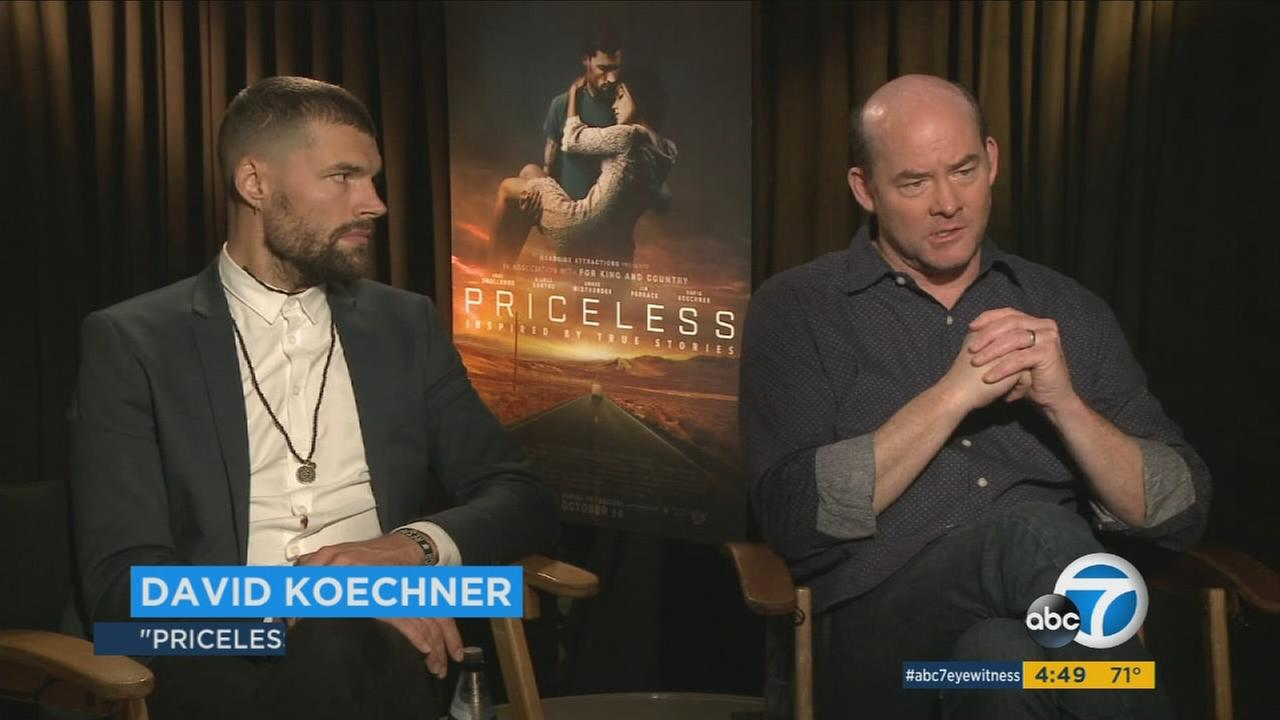 The new film Priceless confronts the issues of human trafficking.