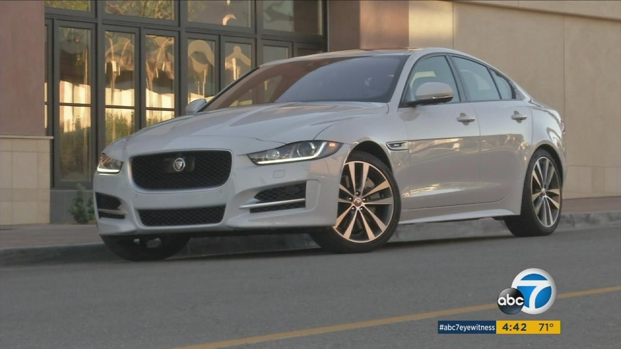 Jaguar thought smaller and sportier with its new 2017 XE model.