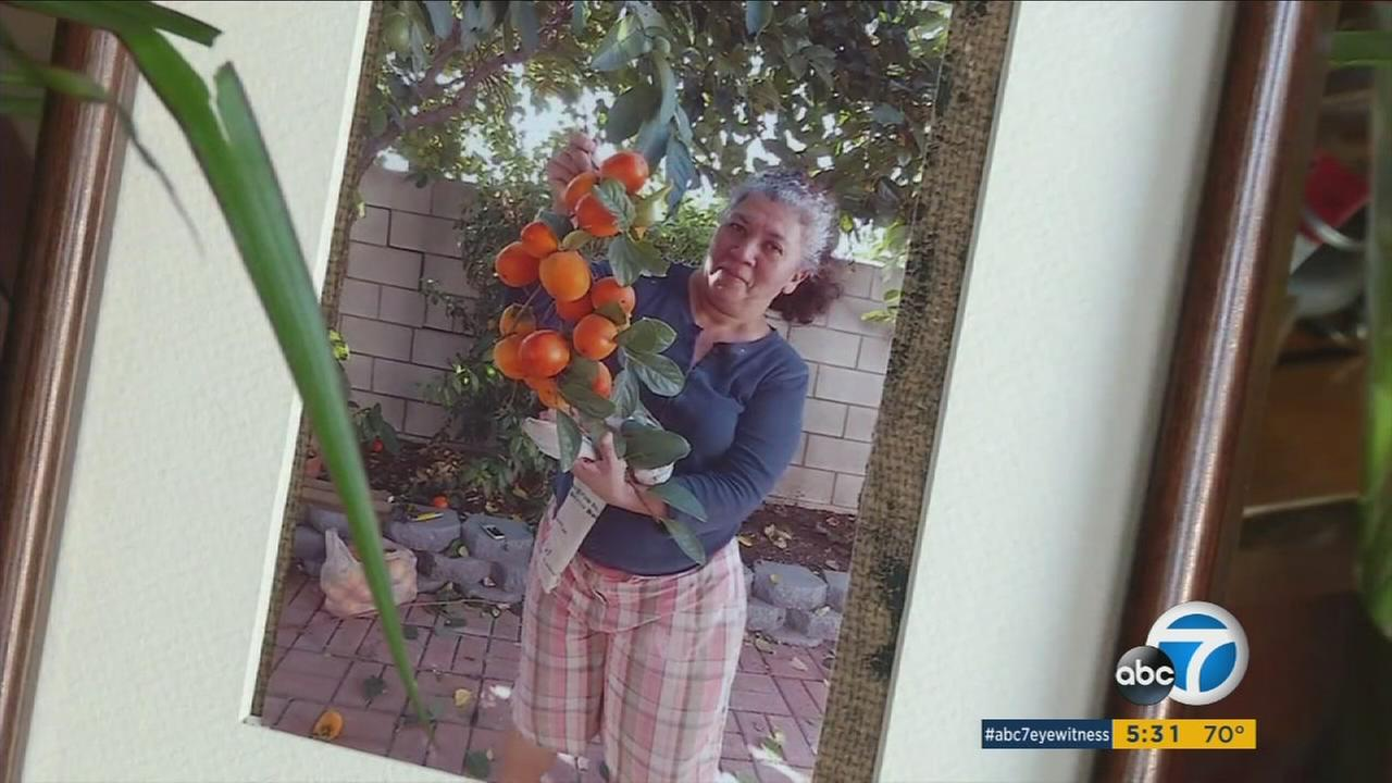 Daisy Batres, 52, is shown in an undated photo taken by her family.