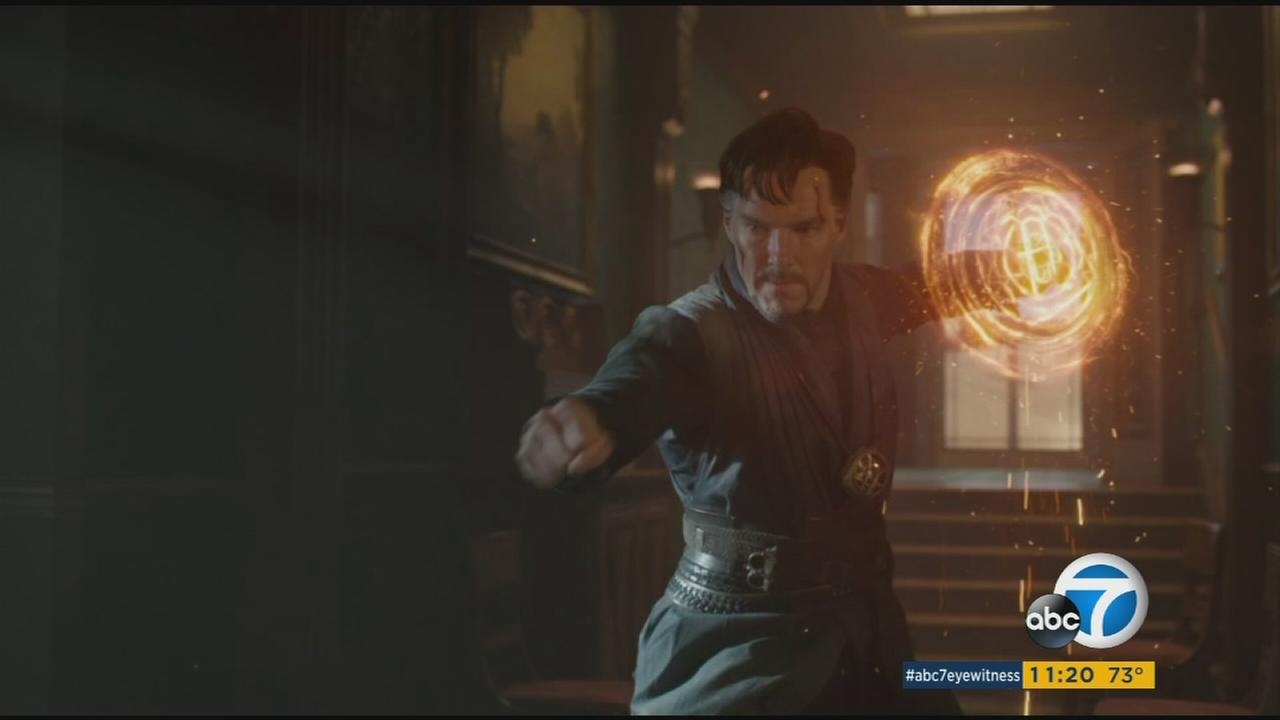 Benedict Cumberbatch brings Marvel Studios Doctor Strange to life on the big screen in a tale infused by magic and surreal imagery.