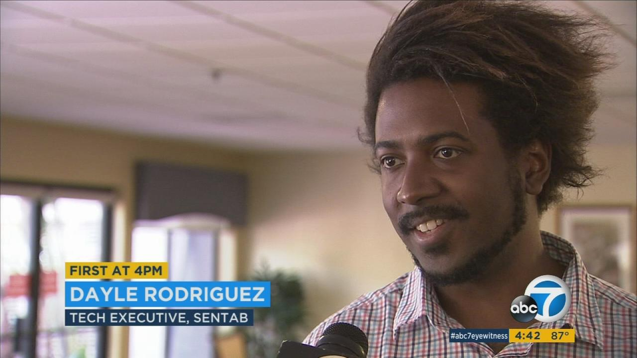 To look for ways to get senior citizens connected to technology, 28-year-old tech executive Dayle Rodriguez, lived in a senior home for a week.