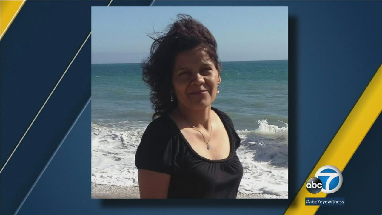 Delia Robles, 50, died in a Riverside car crash that is linked to a recalled Takata air bag.