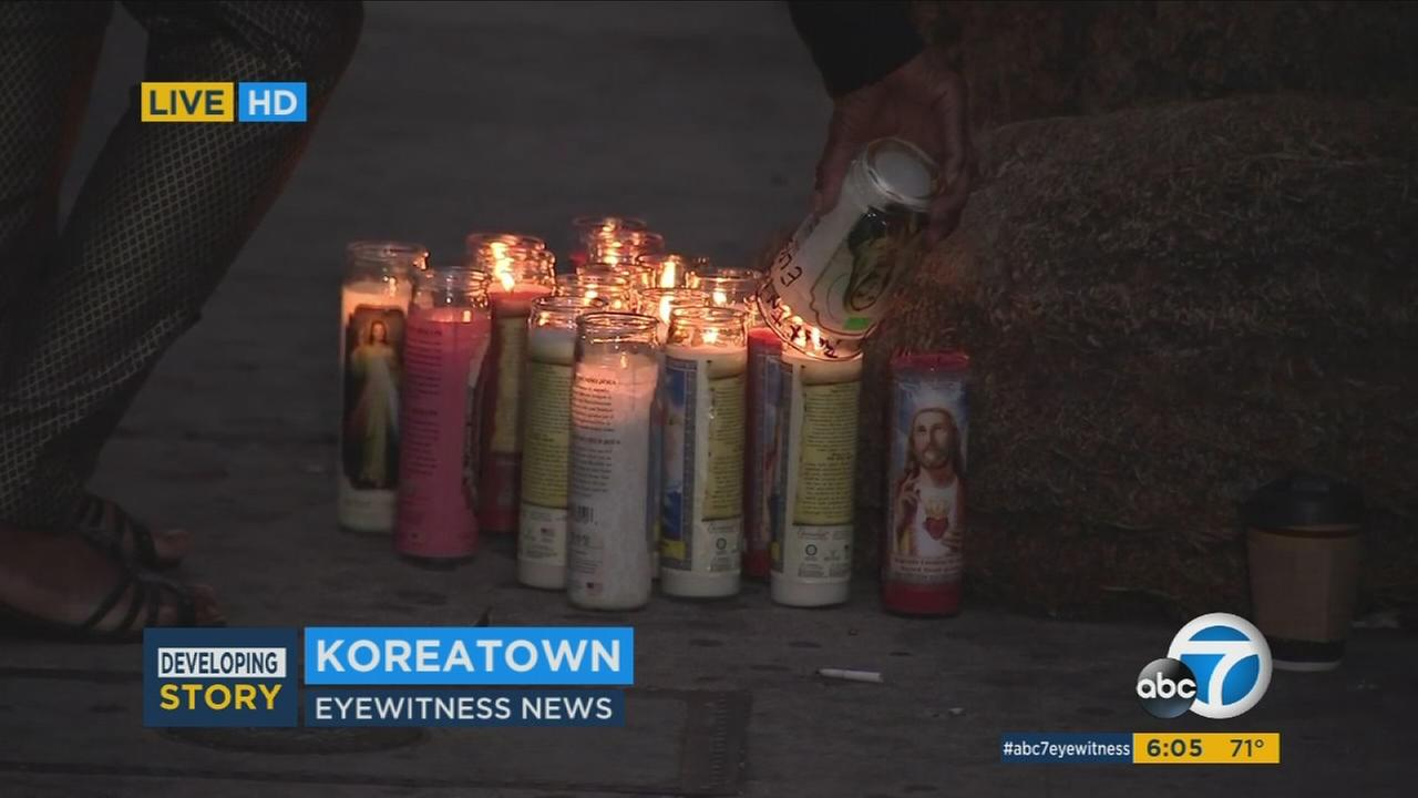 Koreatown residents are mourning the loss of people they knew when a tour bus from Los Angeles crashed near Palm Springs, killing 13.
