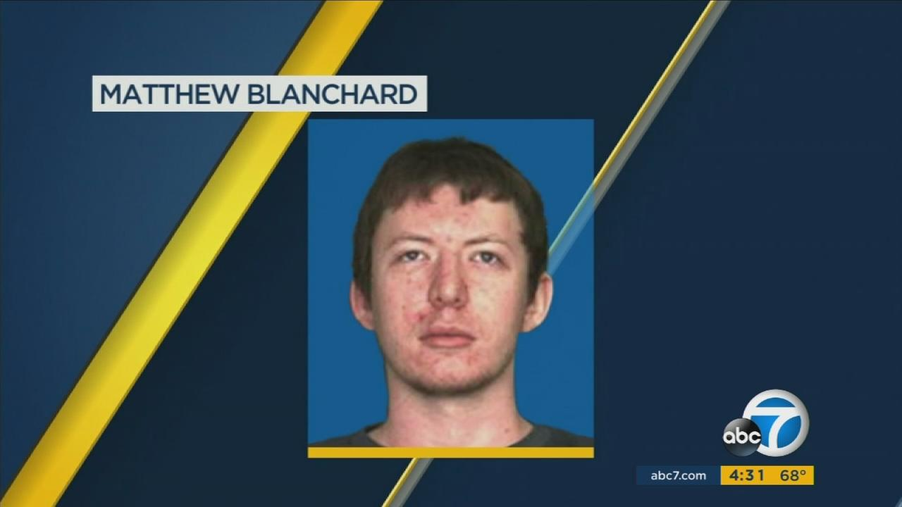Matthew Blanchard, 20, is shown in an undated photo.