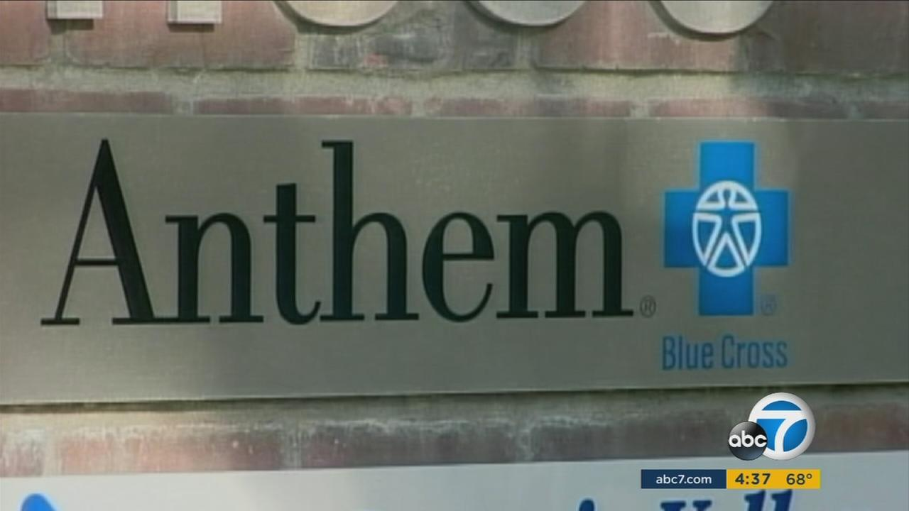 On the first day of open enrollment for more than a million Californians, a consumer advocacy group sued Anthem Blue Cross over allegations that the health plan is limiting options and misleading customers.
