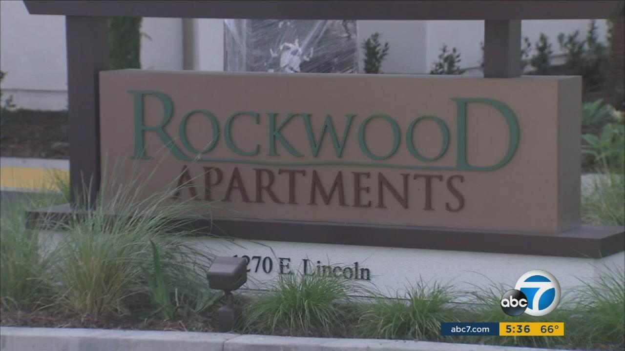 Rockwood Apartments in Anaheim opened with affordable rates and educational incentives for the homeless.