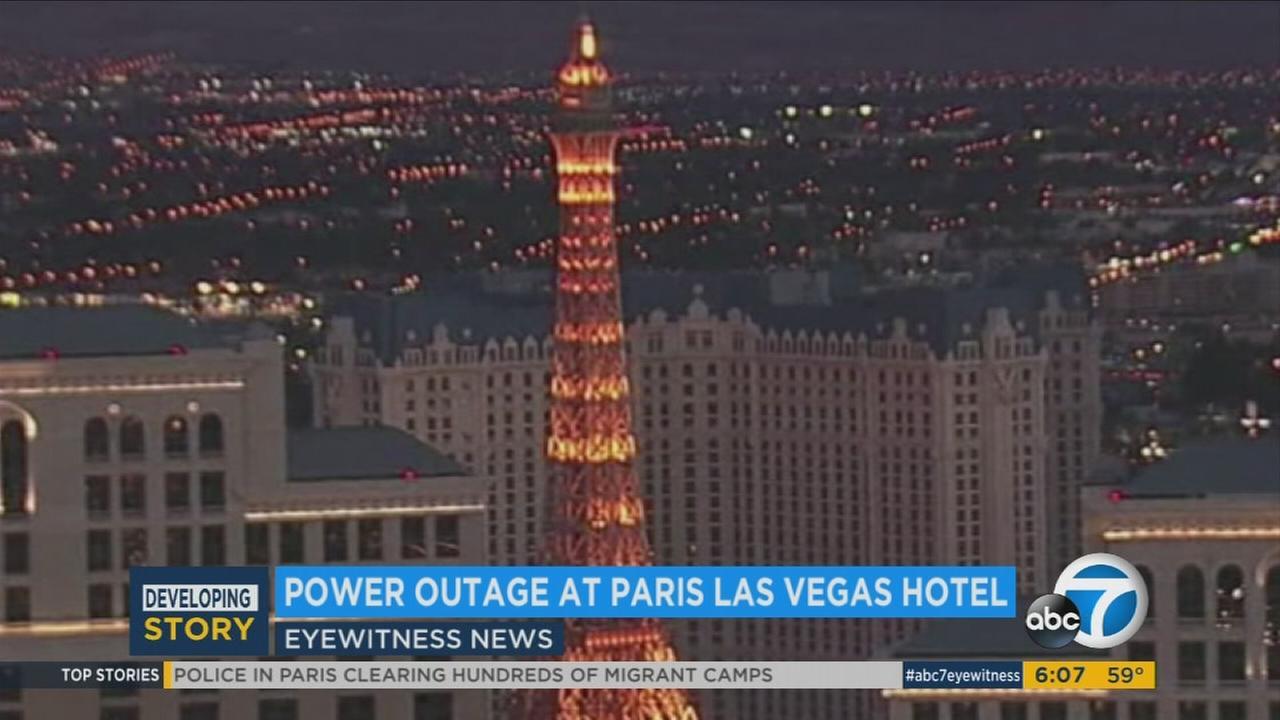 Paris Las Vegas is seen in this undated file photo.