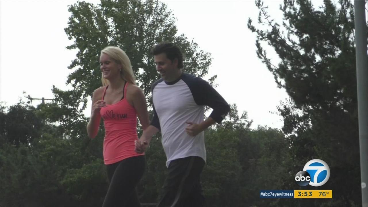 The Love Me Run comes to Santa Monica and aims to having singles running into each others arms.